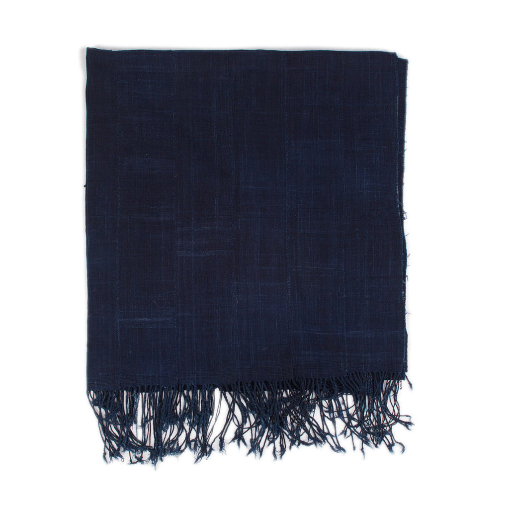 The Indigo Throw (Solid)