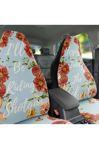 Jesus Take The Wheel Car Seat Cover Car Seat Cover - AOP - Hausofassembly