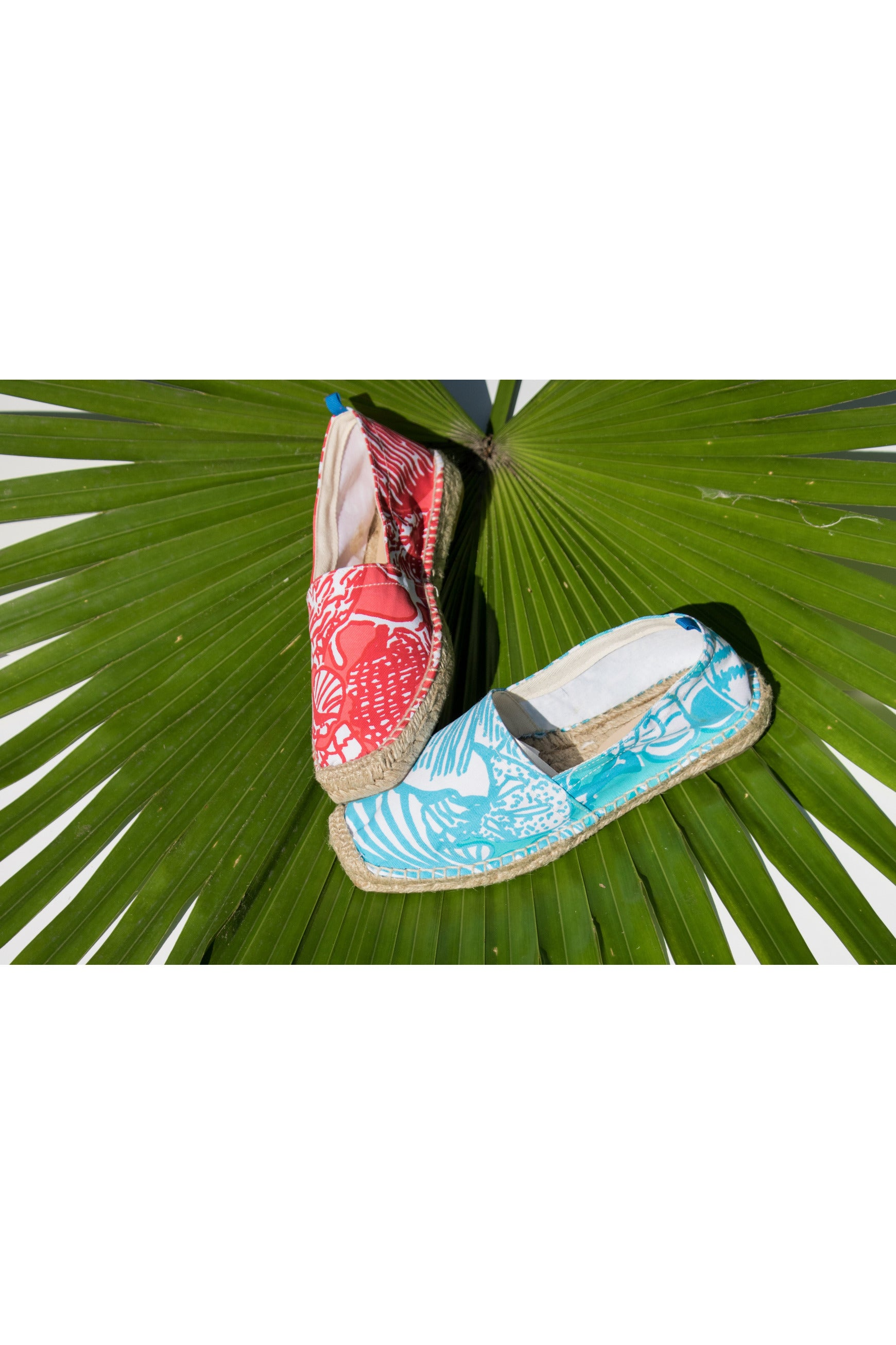 Renee Espadrilles Shallow Blue Espadrilles - Hausofassembly