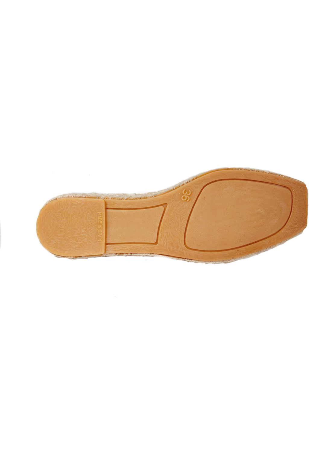 Renee Espadrille Orange Espadrilles - Hausofassembly
