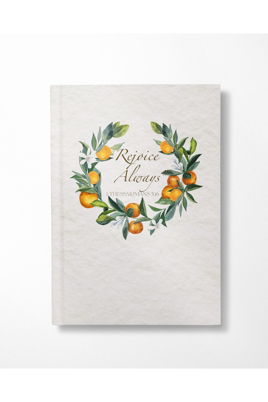 Rejoice Always Journal - Hausofassembly