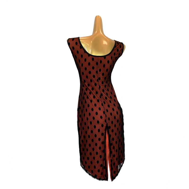 ARGENTINE TANGO MILONGA DANCE DRESS