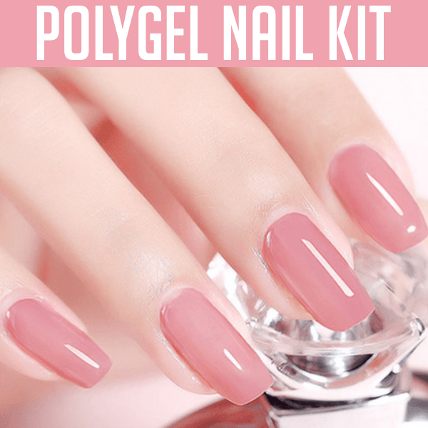 Polygel Nail Kit (50% OFF TODAY ONLY)
