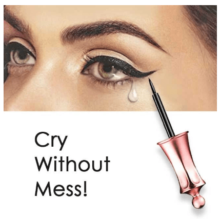 Very Natural Look! Magnetic Eyeliner & Lashes Set