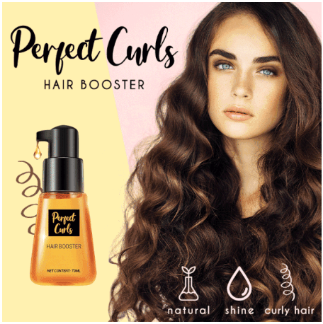 Cute Curls Hair Booster - Buy 2 Get Free Shipping
