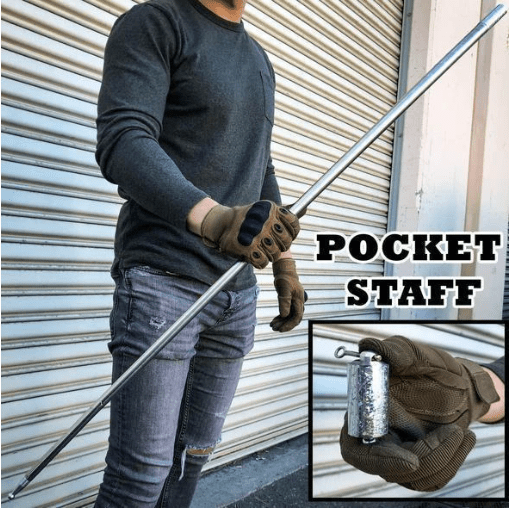 Magic Pocket Staff - 50% OFF TODAY ONLY