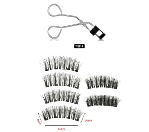 8D Quantum Magnetic Eyelash Partner Set(Buy Two Free Shipping)