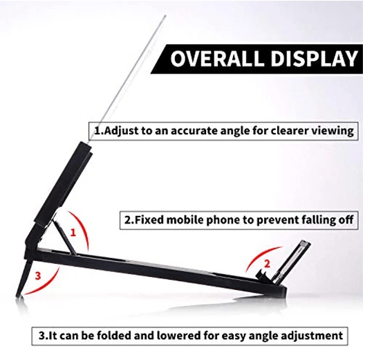 3D Mobile Phone Screen Magnifier (Free Shipping)
