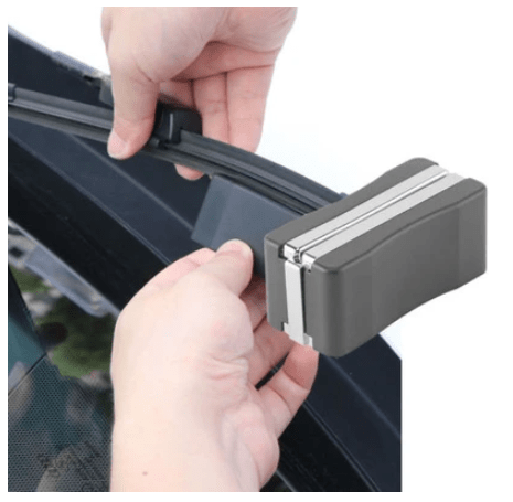 WIPER BLADE CUTTER MAKE WIPERS LAST UP TO 4X LONGER