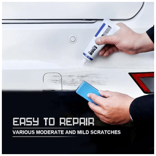 Professional Car Scratch Repair Agent (Buy 1 Get Grinding Sponge)