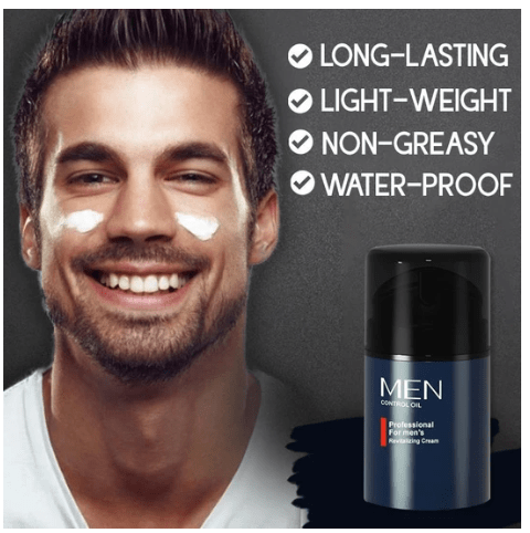 Men's Revitalising Cream