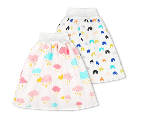 Comfy children's washable diapers skirt shorts 2 in 1 - ( Buy 2 Free Shipping )