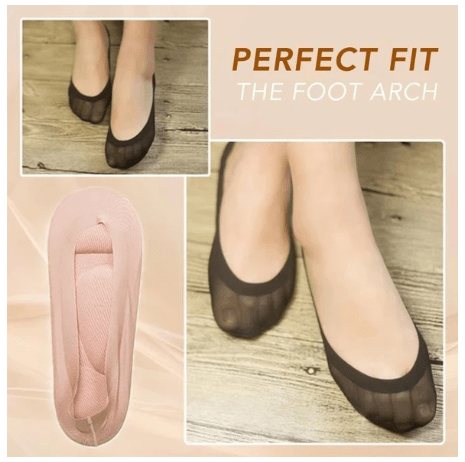 💁‍♀[SOFT] Premium Therapeutic 3D Arch Support Socks😎4 in 1packs