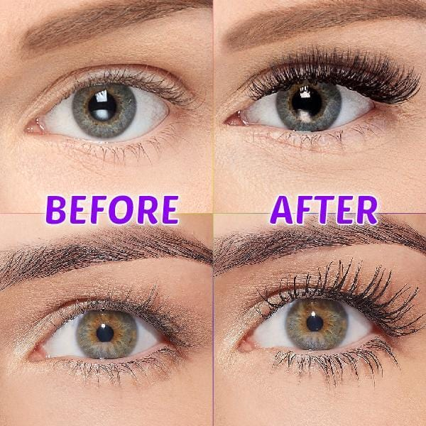 (Last Day Promotion&50% OFF)4D Vivid Galaxy Waterproof Silk Fiber Thick Lengthening Mascara--BUY 2 GET 1 FREE,BUY 3 GET 2 FREE