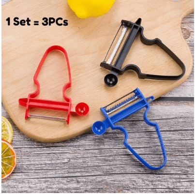 3PEELY™ (SET OF 3 DIFFERENT PEELER) - Buy 2 Get Free Shipping!