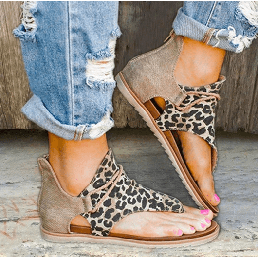 WOMEN SUPER POSH GLADIATOR COMFY SANDALS - 50% OFF TODAY ONLY