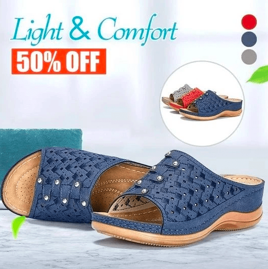 Dr. Care - Premium Orthopedic Toe Sandals - (50% OFF TODAY ONLY)