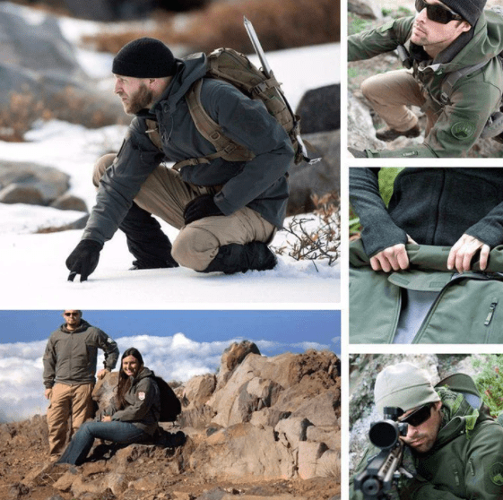 Outdoors Waterproof Military Tactical Jacket - (Buy 2 Free Shipping)