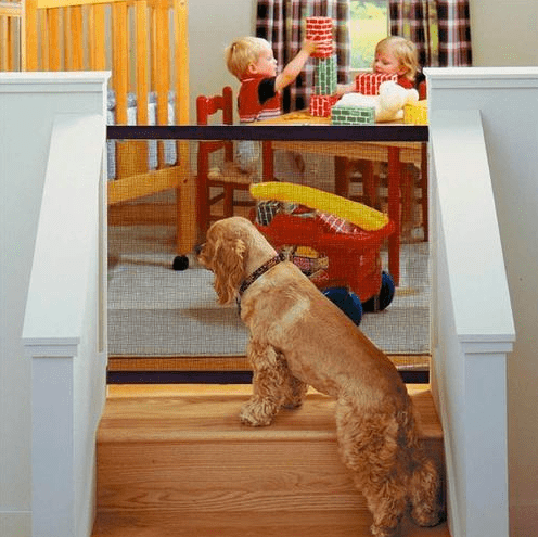 Portable Kids & Pets Safety Door Guard - LAST DAY 50% OFF