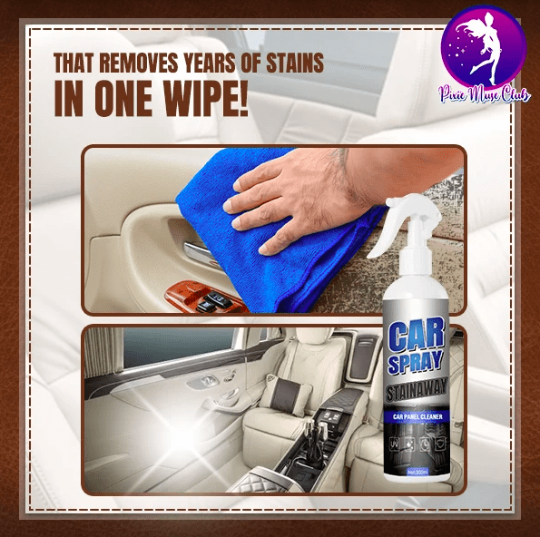 StainAway Car Panel Cleaner - Last Day Promotion