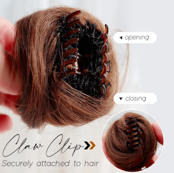 Messy Bun Easy Clip - 50% OFF TODAY ONLY