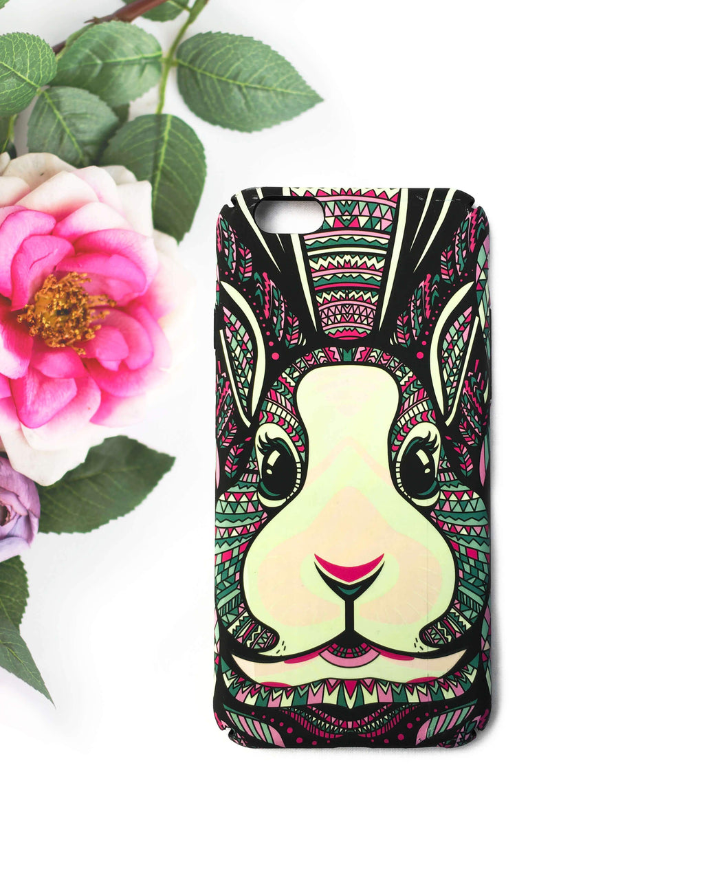 Bunny Rabbit Phone Case (Glows in the Dark) - Cloud Accessories, LLC