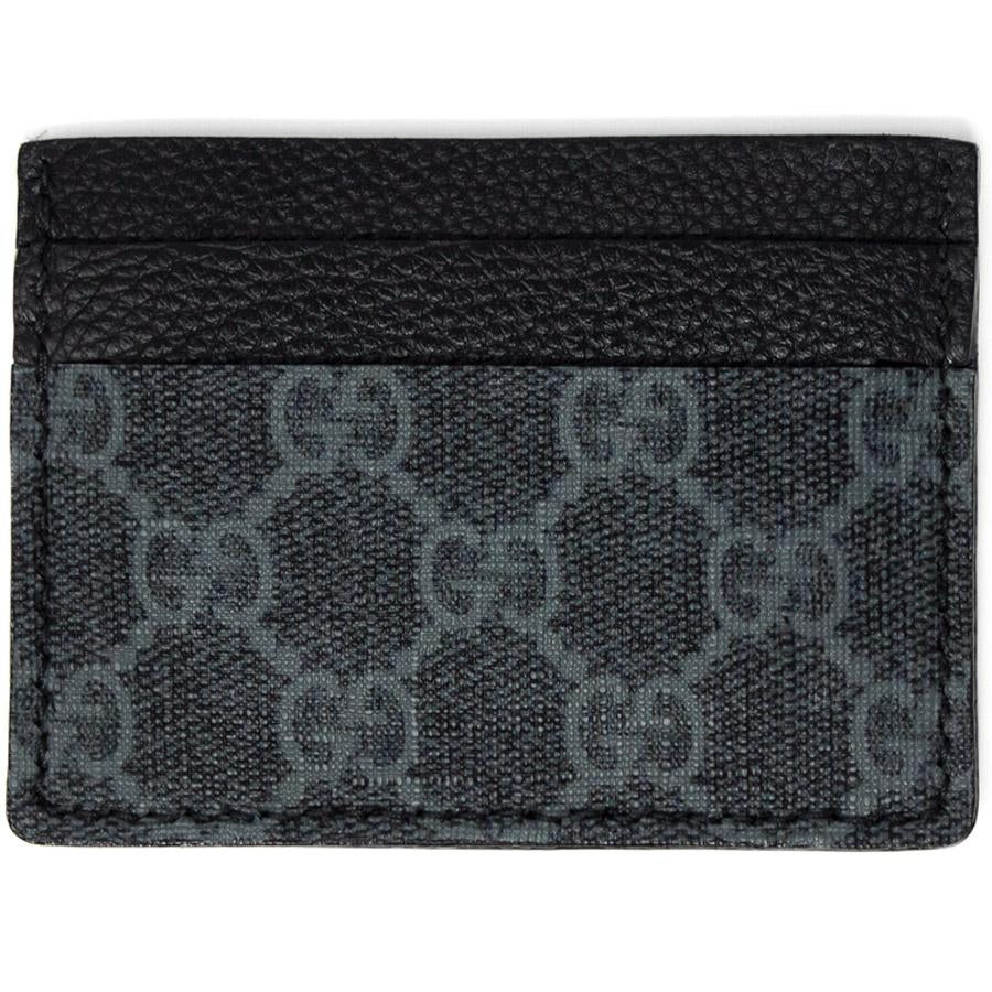 Black Repurposed GG Cardholder - Cloud Accessories, LLC