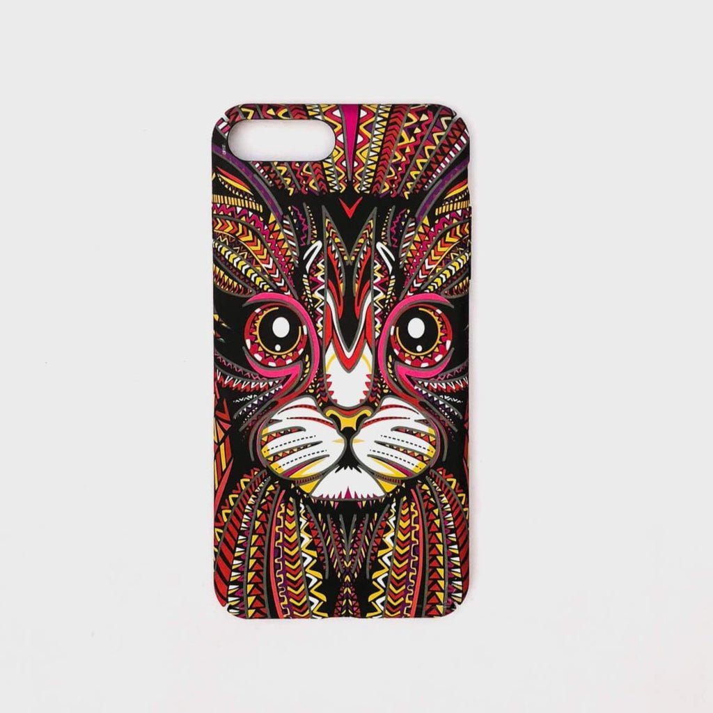 Cat Phone Case (Glows in the Dark) - Cloud Accessories, LLC