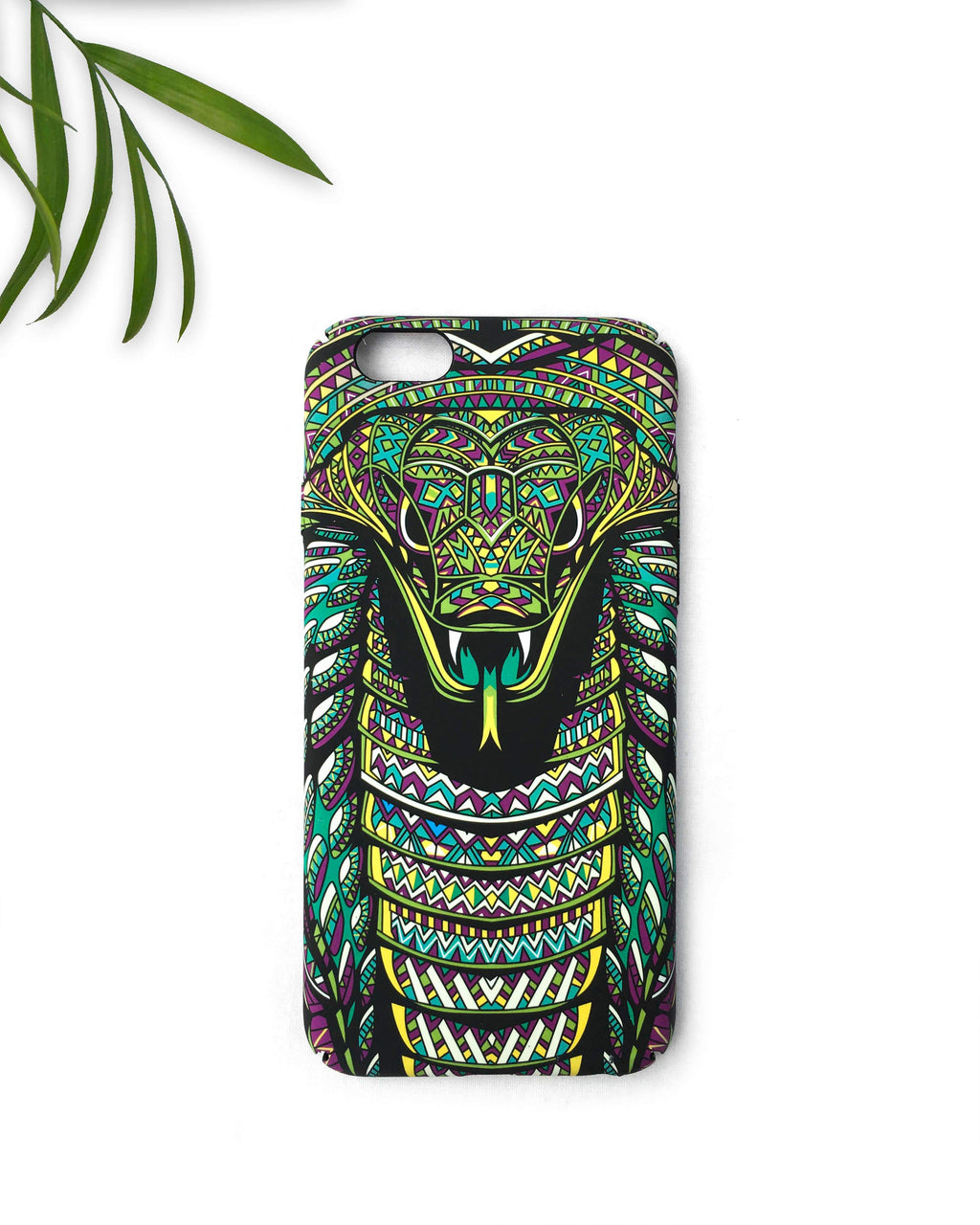 Cobra Snake Phone Case (Glows in the Dark) - Cloud Accessories, LLC