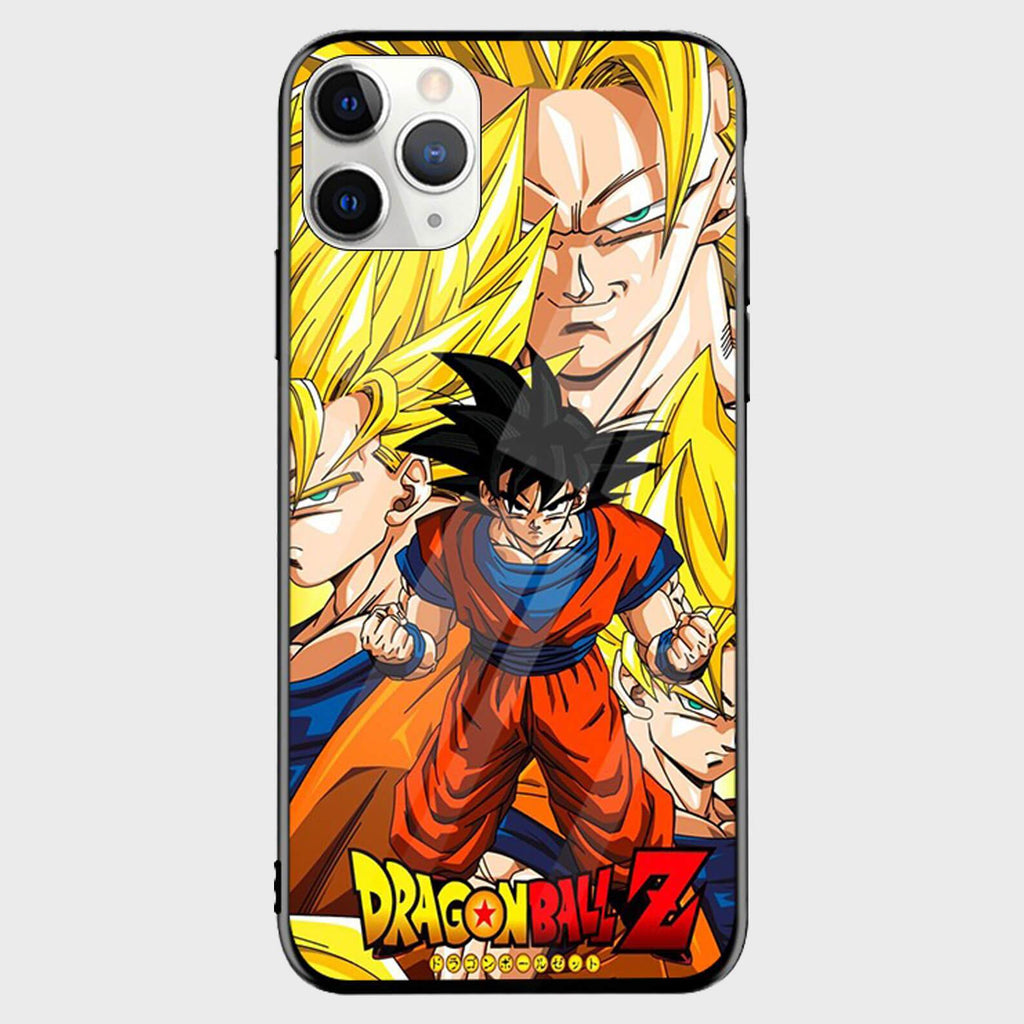 Dragon Ball Z iPhone Case - Cloud Accessories, LLC