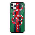 Green Snake iPhone Case