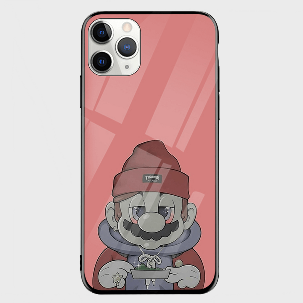 High Mario iPhone Case - Cloud Accessories, LLC