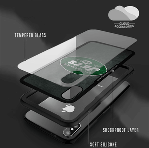 Jets iPhone Case - Cloud Accessories, LLC