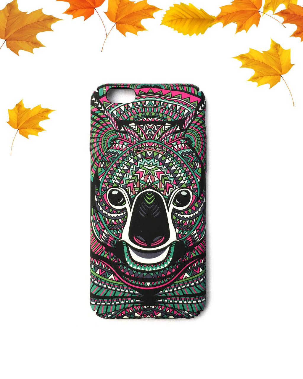 Koala iPhone Case (Glows in the Dark) - Cloud Accessories, LLC