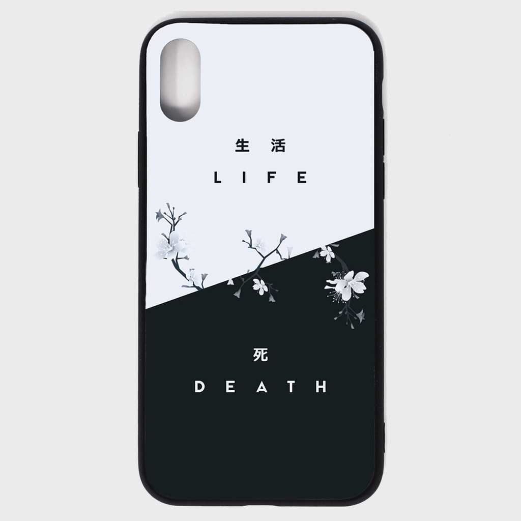 Life & Death iPhone Case - Cloud Accessories, LLC