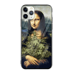 Mona Weedsa iPhone Case