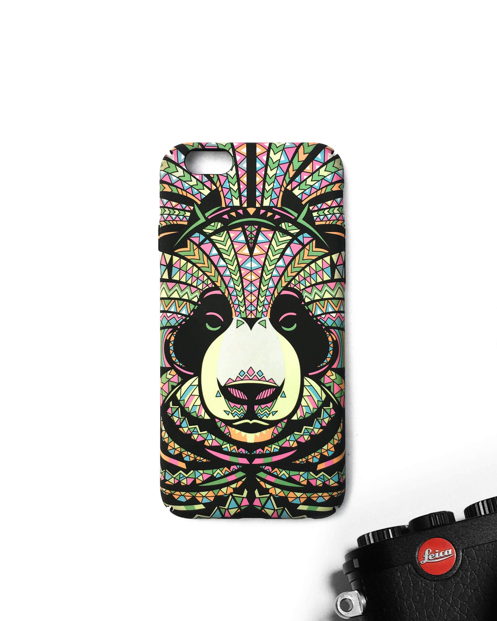 Panda iPhone Case (Glows in the Dark) - Cloud Accessories, LLC