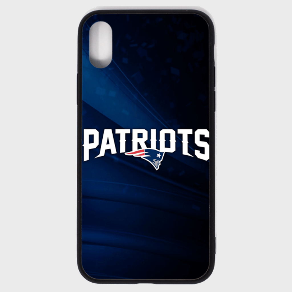 Patriots iPhone Case - Cloud Accessories, LLC
