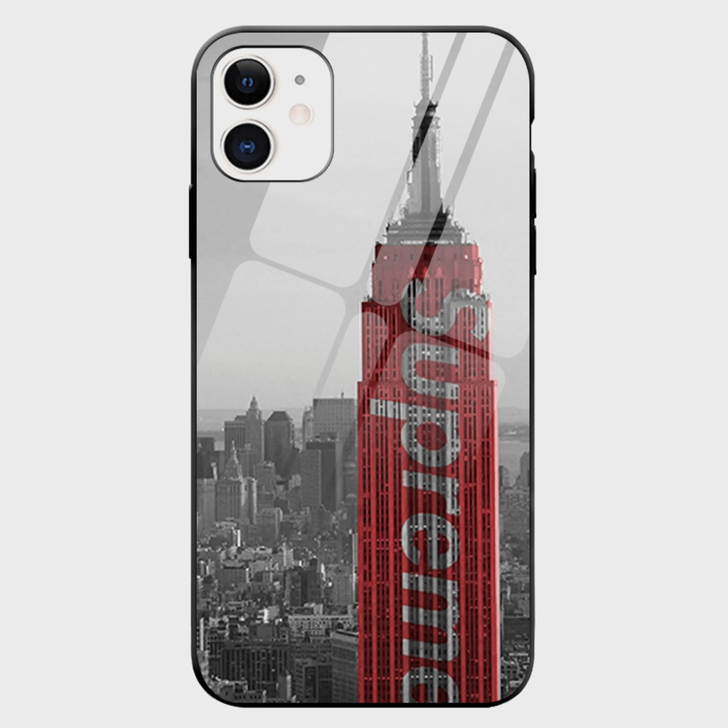 Designer Empire State iPhone Case - Cloud Accessories, LLC