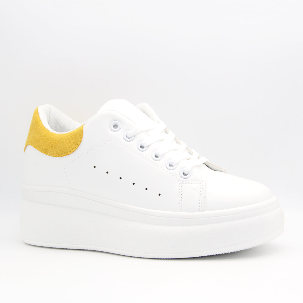 Sneakers j5-2-yellow