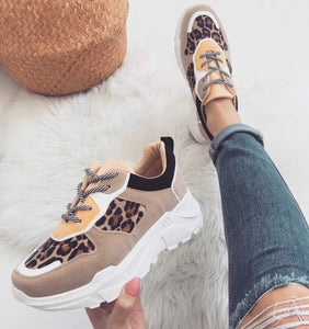 Sneakers rb3312-leopard