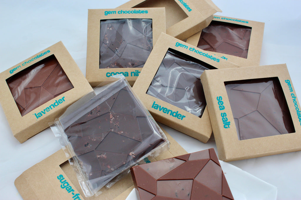 Chocolate Bars - Sugar-Free