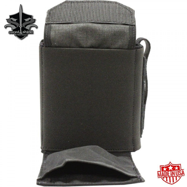 Ankle IFAK Medical Pouch By Sword & Shield Strategic