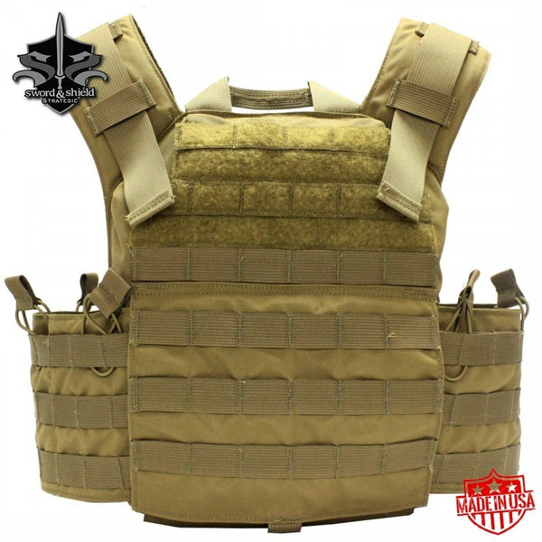 Legend Plate Carrier by Sword and Shield Strategic