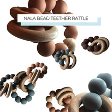 Load image into Gallery viewer, Nala Bead Teether/Rattle