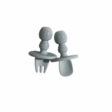 Charger l'image dans la galerie, Tesoro Tiny Spoon and Fork Set