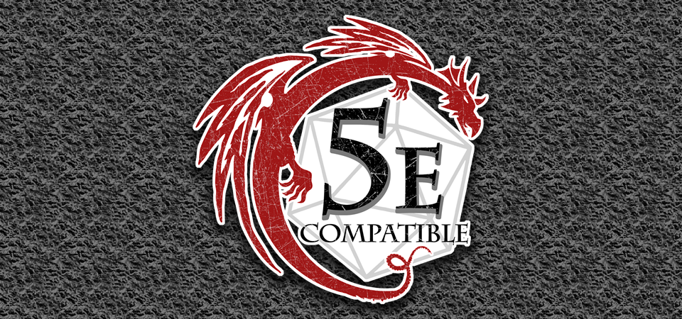 5th Edition D&D Compatible Products