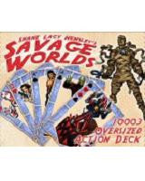 Savage Worlds Action Deck