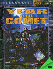 Shadowrun: Year of the Comet PDF