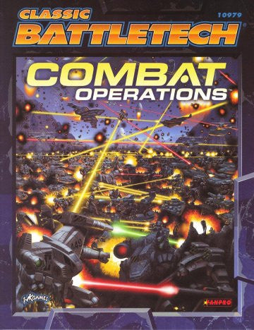 Battletech: Combat Operations